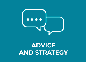 Advice and strategy